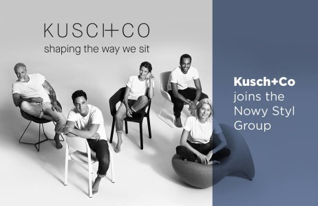 Kush+Co joins Nowy Styl Group